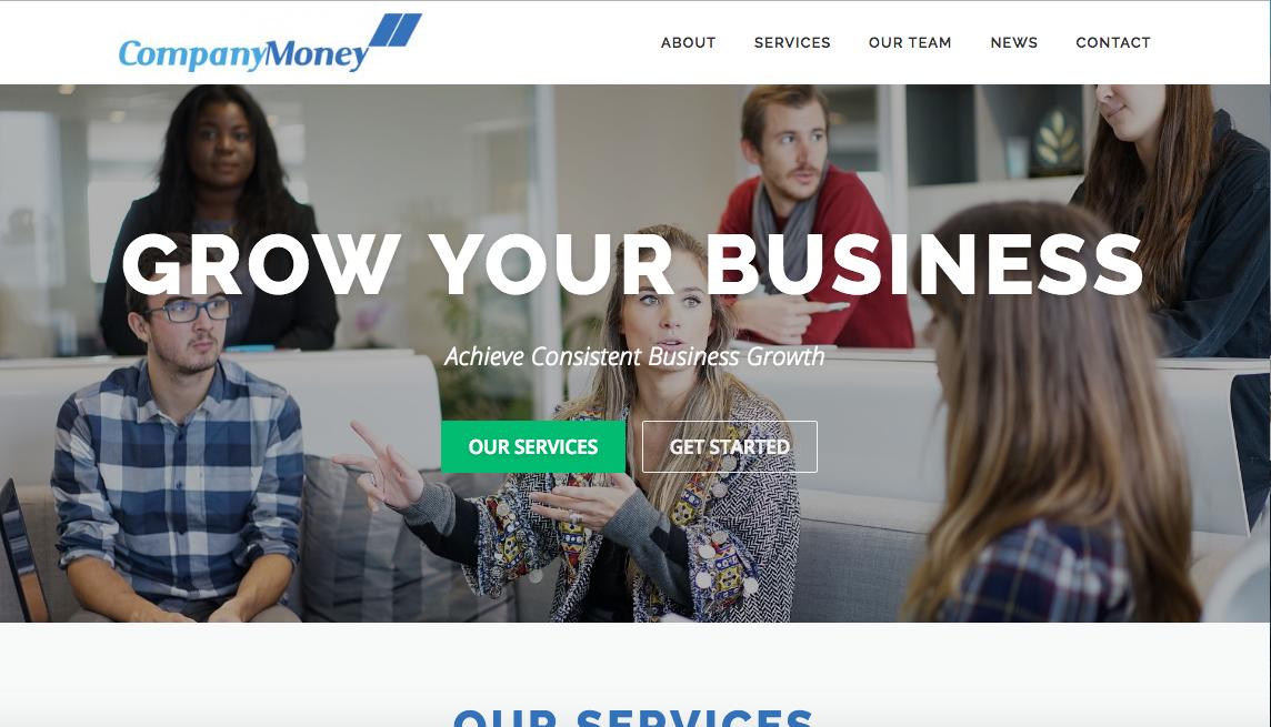 Company Money